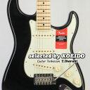 【ご予約済】Fender USA American Professional Stratocaster BLK/M(selected by KOEIDO)店長厳選!フェンダー 光栄堂