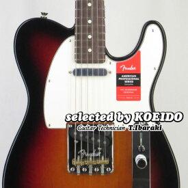 Fender American Professional Telecaster RW 3TS(selected by KOEIDO)店長厳選、命を持つ別格の一本!フェンダー 光栄堂