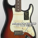 【New】Fender USA American Original '60s Stratocaster RW 3CS(selected by KOEIDO)フェンダー 光栄堂