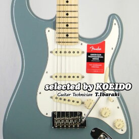 【New】Fender American Professional Stratocaster MN SNG(selected by KOEIDO)店長厳選、生きた別格のストラト!フェンダー 光栄堂
