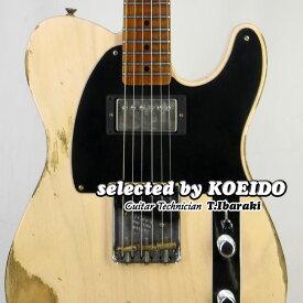 Fender Custom Shop 51 Telecaster Heavy Relic Darty White Blond(selected by KOEIDO)店長厳選、命を持ったNAMM限定51テレキャスター!フェンダー 光栄堂