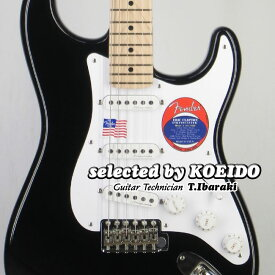 【New】Fender USA Eric Clapton Stratocaster BLK(selected by KOEIDOフェンダー 光栄堂