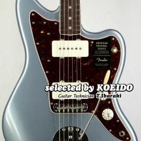 【New】Fender American Original '60s Jazzmaster IBM(selected by KOEIDO)アメリカンオリジナル店長厳選ジャズマスター!フェンダー 光栄堂