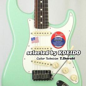 Fender USA Jeff beck Stratocaster SFG/R(selected by KOEIDO)店長厳選、別格のジェフ・ベック・ストラト!フェンダー 光栄堂