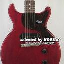 【ご予約済】Gibson Custom Shop 1958 Les Paul Junior Double Cut Reissue VOS Cherry Red(...