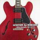 GibsonES-335SatinWineRed