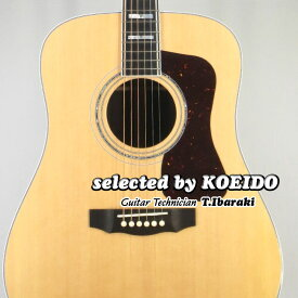 【New】Guild USA D-55 NAT(selected by KOEIDO)遂に見付かった店長厳選、新工場製トップモデルD-55!