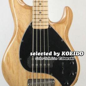 Musicman StingRay5 NAT/M(selected by KOEIDO)店長厳選、久々別格のスティングレイ5!