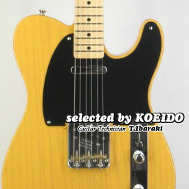 【New】Fender USA American Original '50s Telecaster BTB(selected by KOEIDO)店長厳選! フェンダー 光栄堂