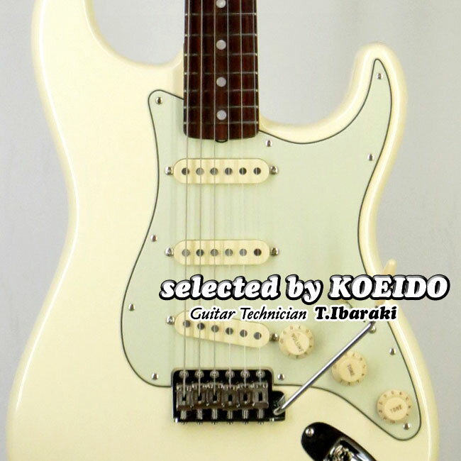 【New】Fender フェンダー USA American Original '60s Stratocaster RW OWH(selected by KOEIDO)アメリカンオリジナル店長厳選ストラト!
