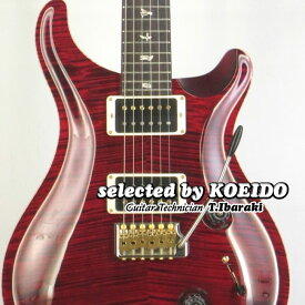 Paul Reed Smith Custom24 Blush Rose 10 PR(selected by KOEIDO)店長厳選!命を持つ別格のブラッシュローズ10!
