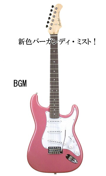 BacchusBST-1Rエレキギター入門セット【レビュー特典付き】【入門用にオススメ!】【送料無料】