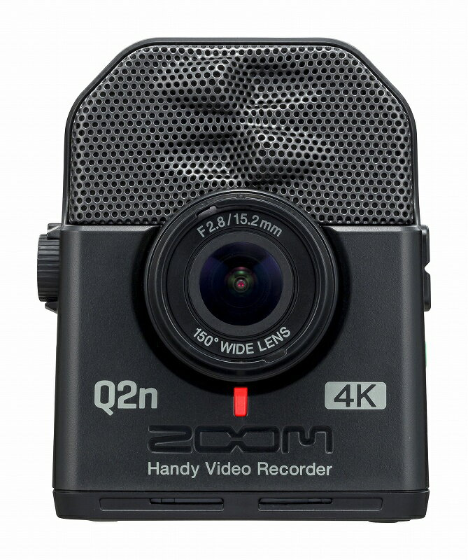 ZOOM Q2n-4K Handy Video Recorder【送料無料】