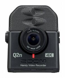 ZOOM Q2n-4K Handy Video Recorder【送料無料】