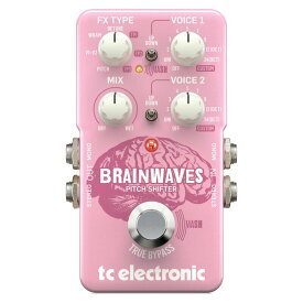 t.c. electronic BRAINWAVES PITCH SHIFTER【送料無料】
