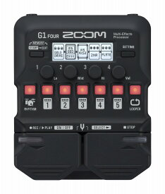 ZOOM G1 FOUR【送料無料】レターパック発送