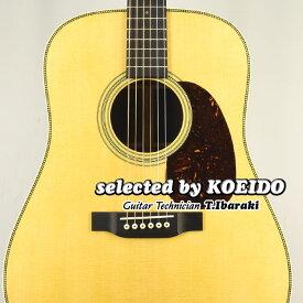 【New】C.F.Martin HD-28 マーチン(selected by KOEIDO)店長厳選、実に久々命を持つ別格のHD28!マーチン