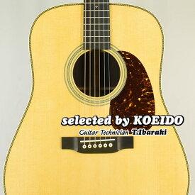 【New】C.F.Martin HD-28(selected by KOEIDO)店長厳選、命を持つ別格のHD28!マーティン