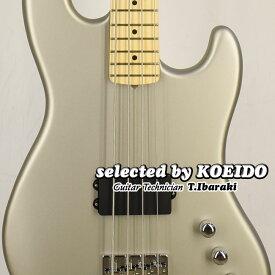 【New】Fender USA Flea Signature Active Jazz Bass Inca Silver(selected by KOEIDO)1年以上経て遂に見付かったフリー・モデル!フェンダー 光栄堂