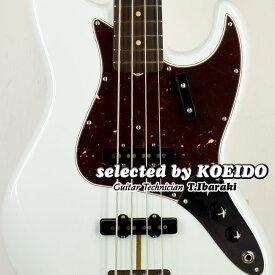 【New】Fender USA American Original '60 Jazz Bass Sonic Blue(selected by KOEIDO)店長厳選60sJB最新カラー!フェンダー 光栄堂