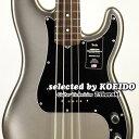【New】Fender USA American Professional2 Precision Bass RW Mercury(selected by KOEIDO)店長厳選!別格の生きた最…