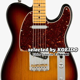 【New】Fender American Professional2 Telecaster MN 3TSB(selected by KOEIDO)店長厳選、命を持つ別格の最新プロフェッショナル2!フェンダー 光栄堂