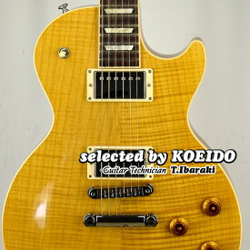 【New】Gibson Les Paul Standard 2019 Trance Amber(selected by KOEIDO)店長厳選、別格のお買い得な2019スタンダード!