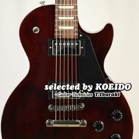 【New】Gibson Les Paul Studio Wine Red(selected by KOEIDO)店長厳選、群を抜くレスポール・スタジオ!