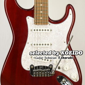 【New】G&L USA 40th Anniversary S-500 CRR(selected by KOEIDO)新生G&L!店長厳選、群を抜く40周年S-500!