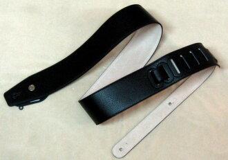 "Dunlop BMF01BK 2.5"" Classic Black Strap"