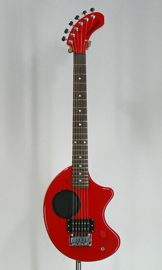 Fernandes ZO-3 Red【送料無料!】スペア弦&ストラップサービス!【女性にもオススメ】【smtb-tk】