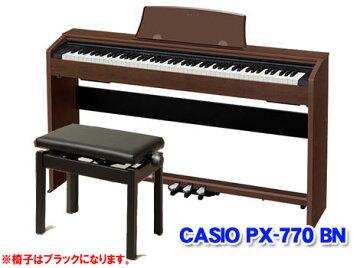 CASIOPX-770Privia【電子ピアノ】【送料無料】【代引き不可】