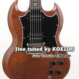 Gibson SG Faded 2018 Worn Bourbon(Fine tuned by KOEIDO)【決算超特価!】
