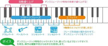 CASIOCT-S200キーボード【ヘッドフォン付き】【送料無料】