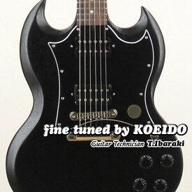 Gibson SG Faded Tribute Worn Ebony(Fine tuned by KOEIDO)【決算超特価!】