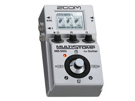 ZOOM MULTI STOMP MS-50G for Guitar【送料無料】レターパック発送