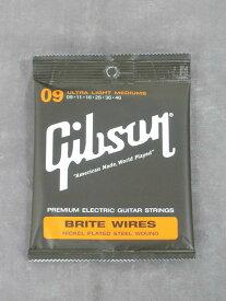 Gibson SEG-700ULMC Brite Wires エレキギター弦【送料無料】【smtb-tk】