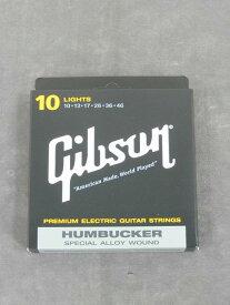 Gibson SEG-SA10 Humbuckers エレキギター弦【送料無料】【smtb-tk】