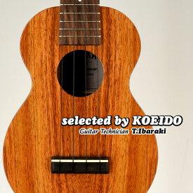 【New】KAMAKA HF-1ソプラノウクレレ(selected by KOEIDO)【送料無料】伝統のカマカ!実に久々、店長厳選の一本!