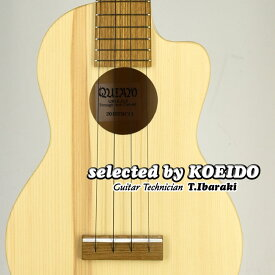 【New】Quiam Ezo's Ukulele Concert Through Neck(selected by KOEIDO)店長厳選最新コンサート!クワイアン ウクレレ