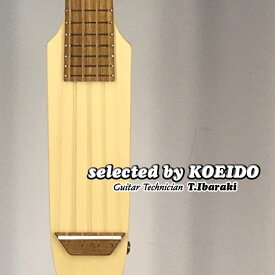 【New】Quiam Ezo's Silent Ukulele Concert Elevocco(selected by KOEIDO)店長厳選最新サイレントウクレレ!