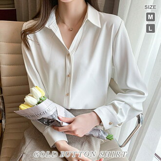It is 30 generations in autumn for 20 generations in white shirt three-quarter sleeves relaxed office adult flare tops blouse shirt figure cover yellow navy dark blue yellow plain fabric tops tunic blouse spring and summer in blouse lady's tunic winter i