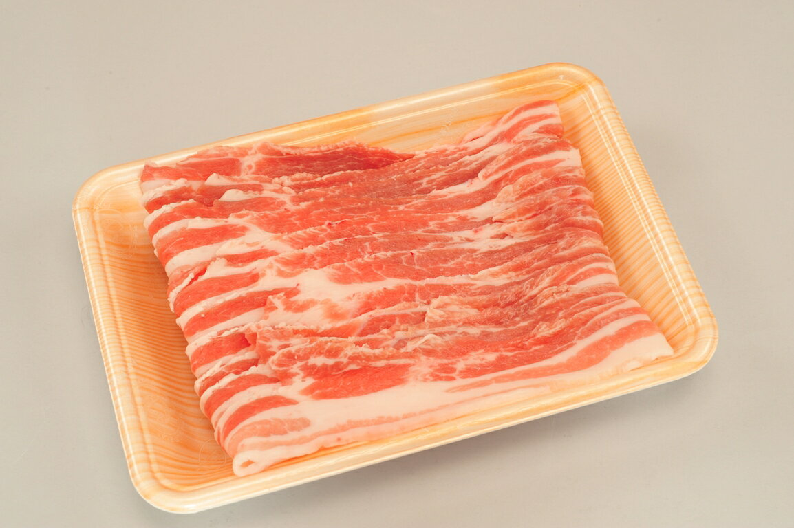 越乃黄金豚バラスライス300g