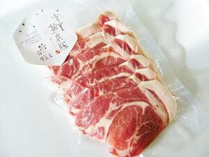 雪室熟成豚肩ロース焼肉用300g | 国産 新潟県産 雪室 熟成 豚肩ロース 豚肩 300g お試し しっとり やわらか 焼肉 生姜焼き おかず ごはんのお供