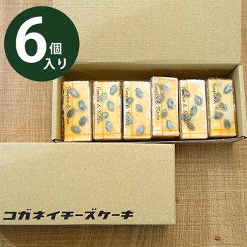 【あす楽】かぼちゃレーズンレアチーズケーキ[6個入り]