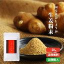 定期購入【メール便送料無料】高知県産黄金しょうが100% しょうが粉末 50g /蒸しょうが/生姜粉末 生姜パウダー ス…