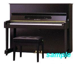 レンタルピアノアップライトピアノ(カワイ指定)コース