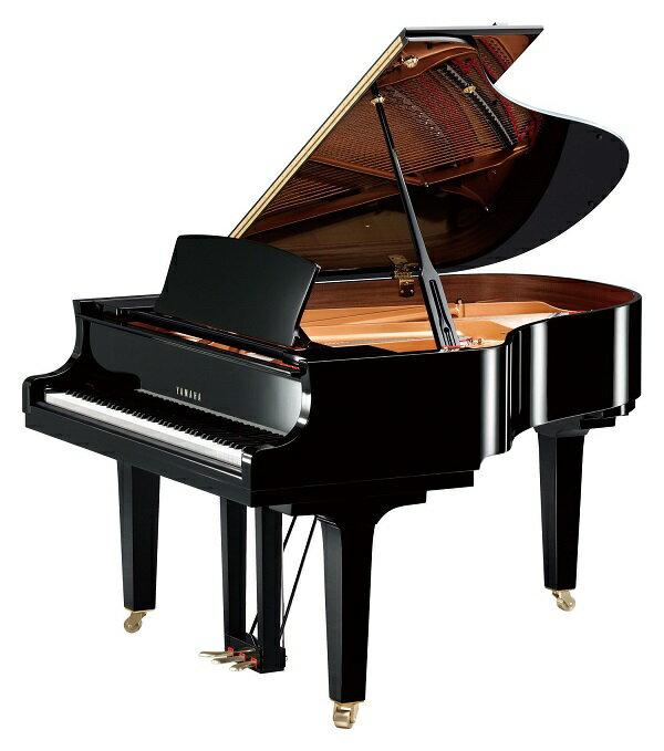 【中古再調製品グランドピアノ】ヤマハ G2E・ハンドマフラー(弱音装置)付モデル