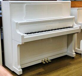 【中古再調整品アップライトピアノ】カワイ US-50<ホワイト特注>