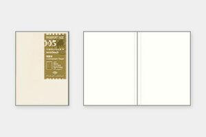 トラベラーズノート リフィル14371006 軽量紙 パスポートサイズ
